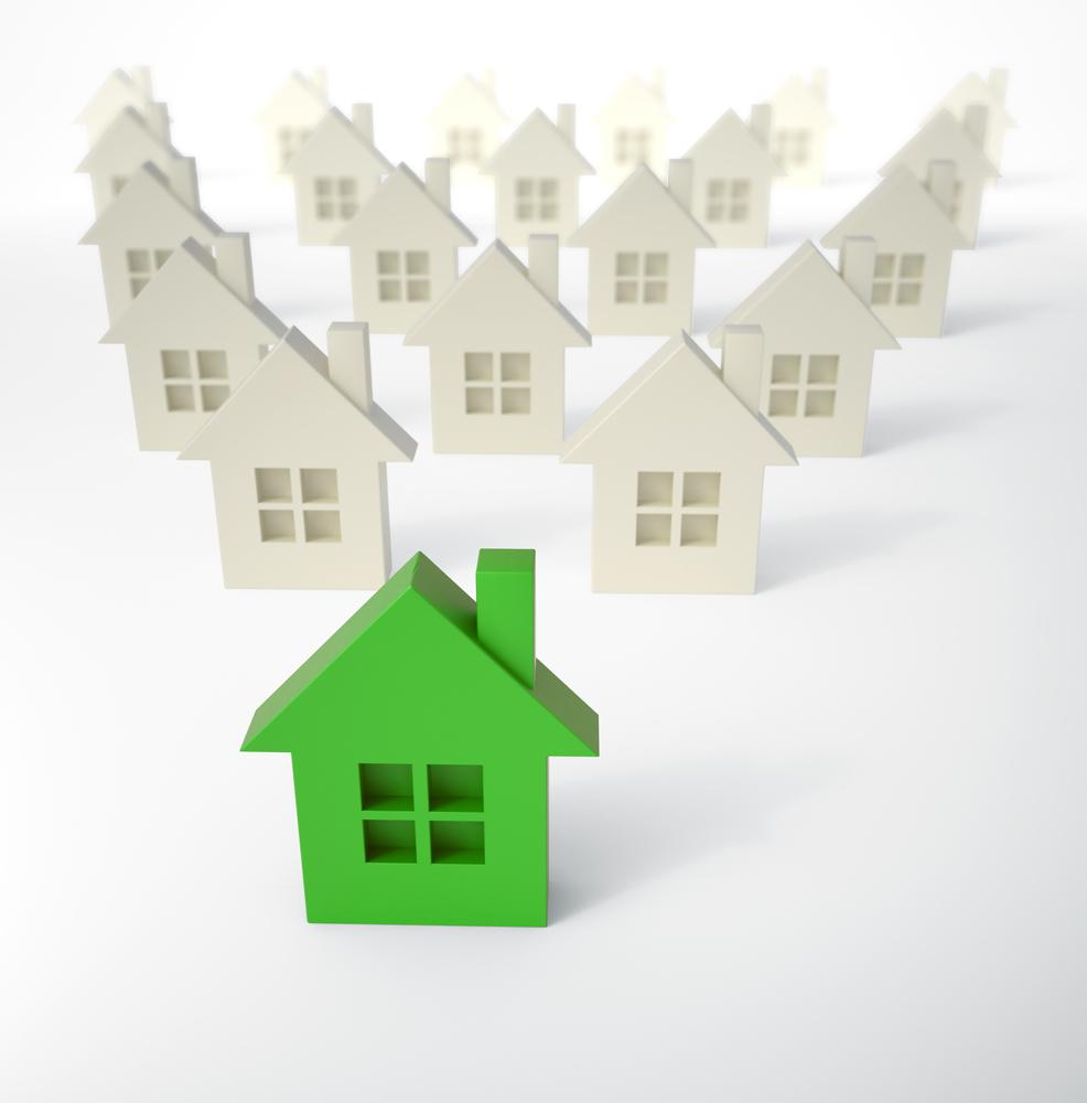 Pasivní dům a jejich rodokmen